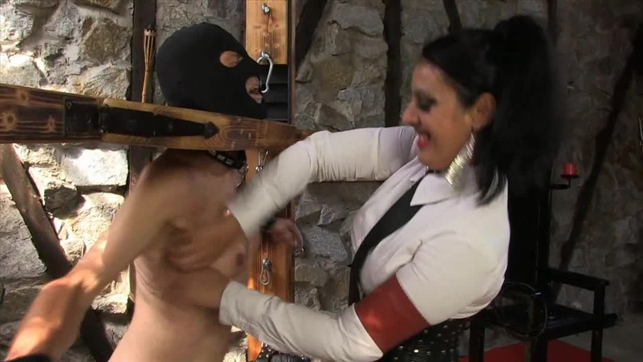Mistress Ezada - Tickling Til Exhausted / Femdom [HD 720p] SadoLadiesFemdomClips on funny leg fetish
