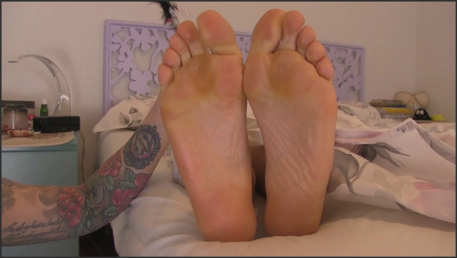 Foot Tickling Dreams #3